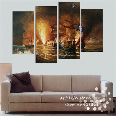 bateau pirate peintures promotion achetez des bateau