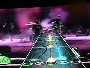 Guitar Hero Metallica DEMO4 Expert Sad But True Xbox
