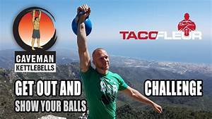 Get out and show your balls! Challenge | Cavemantraining