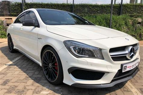Also view cla interior images, specs, features, expert reviews, news, videos as an entry level sedan offering in india, mercedes cla has a huge responsibility on its shoulders. 2016 Mercedes Benz CLA 45 AMG 4Matic Sedan ( Petrol / AWD / Automatic ) Cars for sale in Gauteng ...