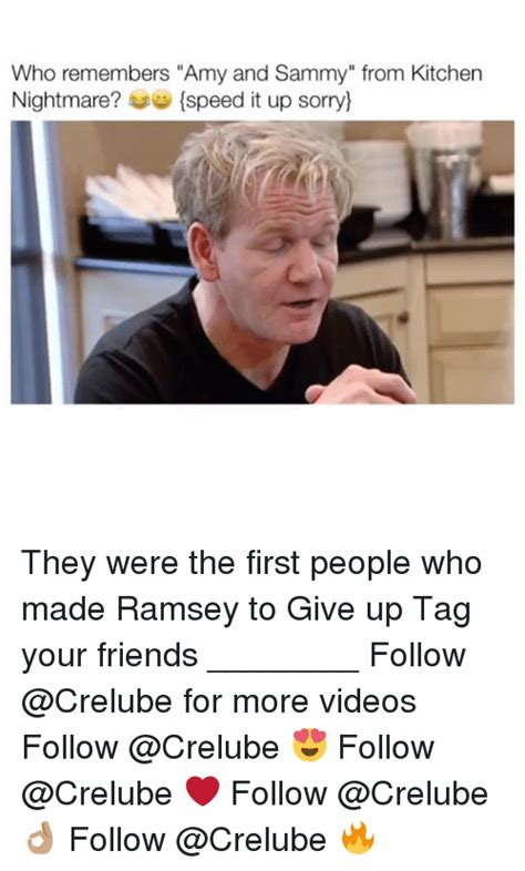 Kitchen Nightmares Oceana Follow Up by 25 Best Memes About Speed Speed Memes