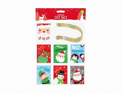 Gift Christmas Tags Pack