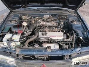 1992 Mitsubishi Lancer Glx 1 5i