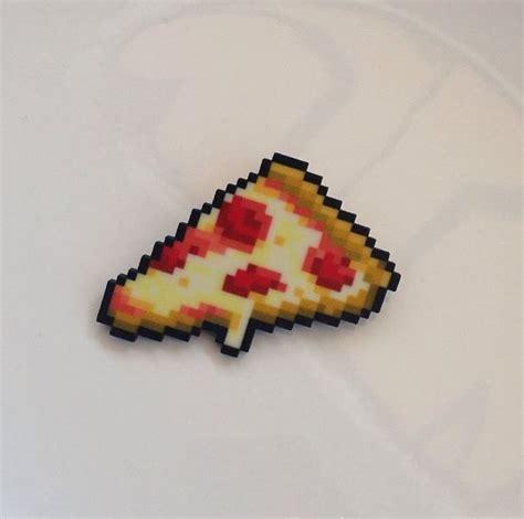 pizza  leblox pixelart dprinting bit minecraft