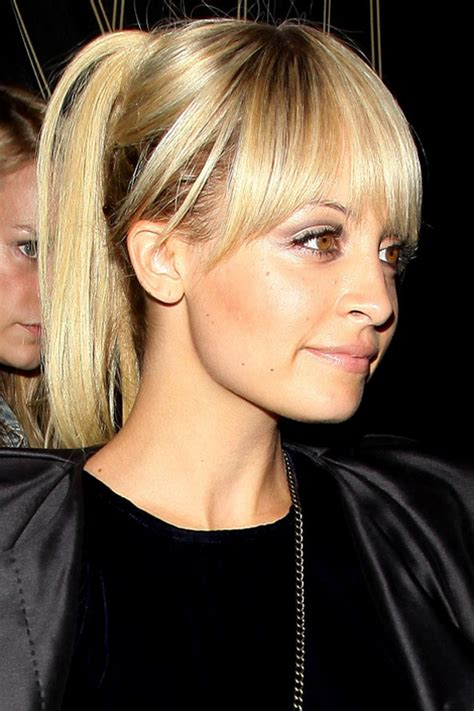 Hairstyles With Fringe by Fringe Hairstyles Beautiful Hairstyles