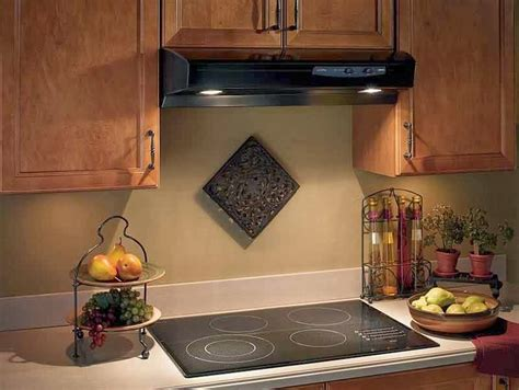 kitchen stove top exhaust fans lowes electric stoves style selections 20in w 4600btu