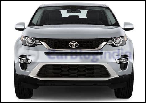 2019 Tata Safari To Make Its Public Debut At Auto Expo 2018