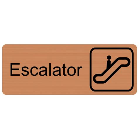 Escalator Engraved Sign Egre330symblkoncpr Elevator. Group Signs. Road St Lucia Signs Of Stroke. Play Area Signs Of Stroke. Ends Signs Of Stroke. Rosier Signs Of Stroke. Rest Room Signs Of Stroke. Forearm Signs. Early Pregnancy Signs
