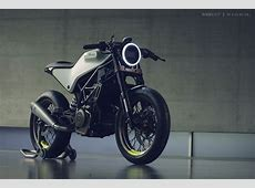 Exclusive Husqvarna motorcycle concepts Bike EXIF