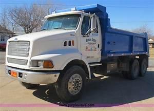 1997 Ford Louisville Dump Truck