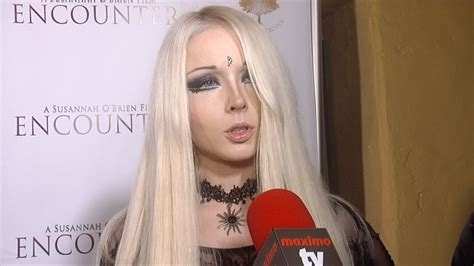 Human Barbie Valeria Lukyanova On