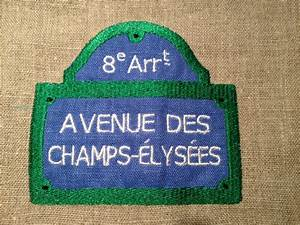 Au Fil Du Tissu : les champs elys es au fil du tissu ~ Melissatoandfro.com Idées de Décoration