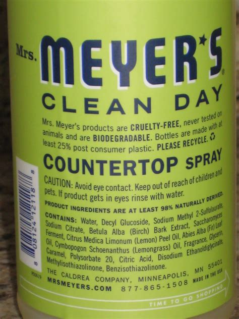 mrs meyer s clean day review giveaway 2 winners closed