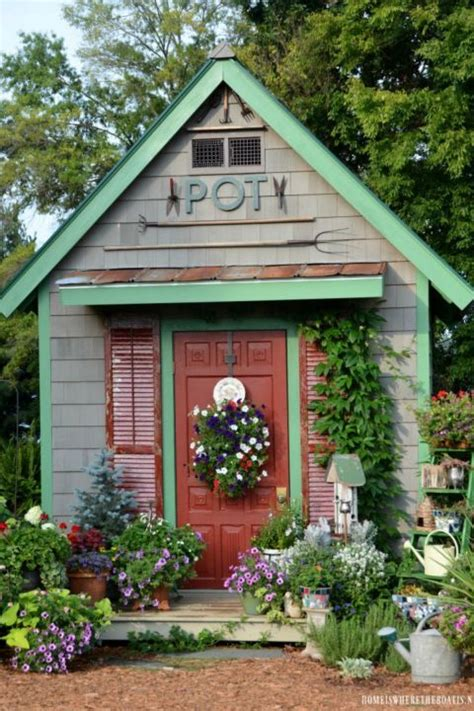 Best Images About Greenhouse Ideas Garden Sheds