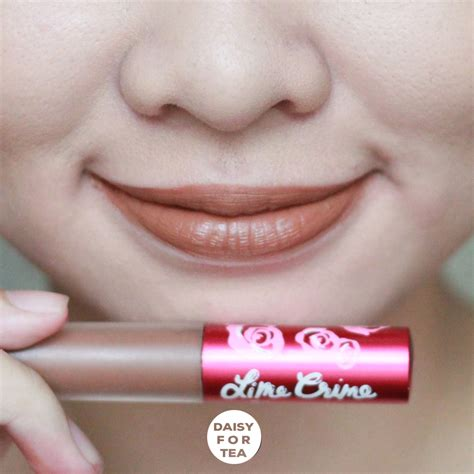 Review My  Ee  Top Ee    Brown Lipsticks Daisy For Tea