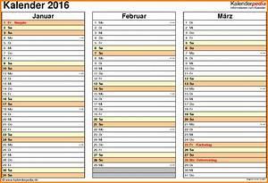 Kalender Zum Ausdrucken 2016 : 6 monatskalender 2016 zum ausdrucken analysis templated ~ Whattoseeinmadrid.com Haus und Dekorationen