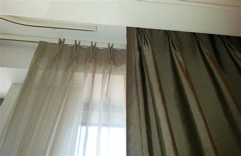 custom made pinch pleat curtains melbourne