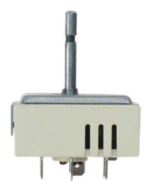 ge wbt range dual burner control switch  stove
