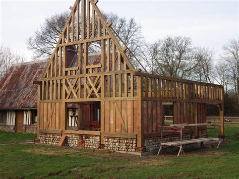 agrandissement maison ossature bois normandie construction maison normande eure 27