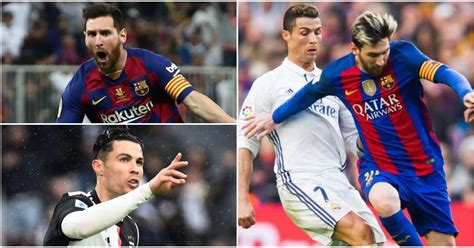 Lionel Messi vs Cristiano Ronaldo: Detailed Twitter thread ...