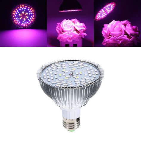 25w e27 spectrum led plant grow lights bulb veg