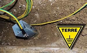 Cable De Terre 25mm2 : pin piquet de terre pour mise la terre d une maison on ~ Dailycaller-alerts.com Idées de Décoration