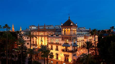 Loveisspeed Hotel Alfonso Xiii Seville Spain