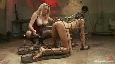 Pretty Slut Seduced For A Bondage Sexual Fun With A