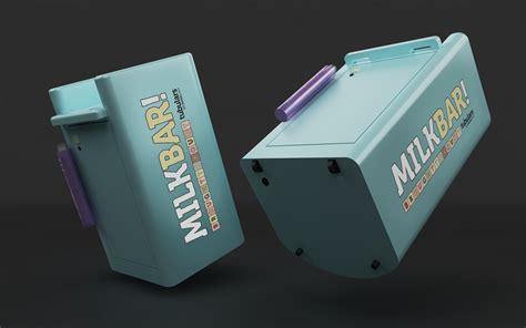 milk bar tubular mall kiosk mdisplaycom