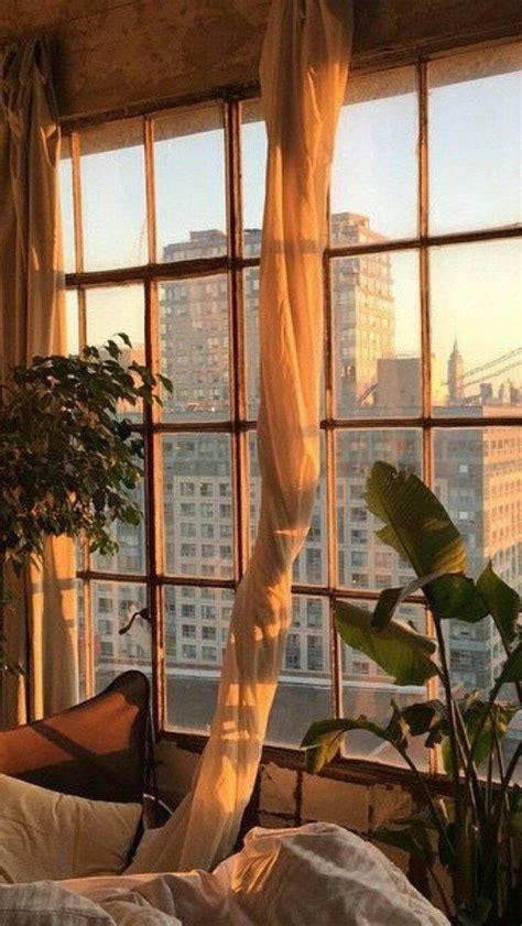 big windows bedroom decor aesthetic rooms bedroom