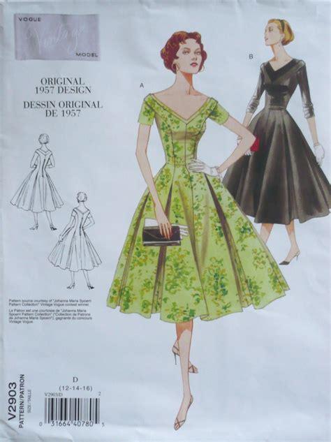 ebay cuisine tutoriel d une robe vintage vogue 2903 une touche de