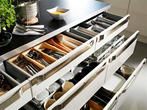 kitchen drawer organizers ikea kitchen cabinet organizers pictures ideas from hgtv hgtv 4725
