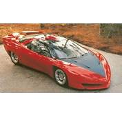 Pontiac Banshee Concept Car Photos Reviews News Specs