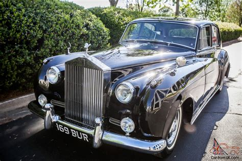 1956 Rolls Royce by 1956 Rolls Royce Silver Cloud I No Reserve