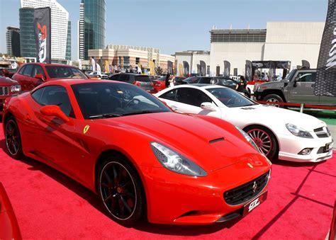 Luxury Car Show 2013 в Дубае  ОАЭ с русской душой