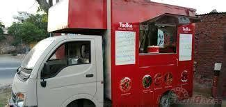 Tata Ace Modification by Tata Ace Modified As Food Truck Modification