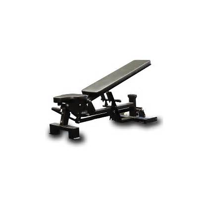 Adjustable Bench Benches Strength Chalk Commercial