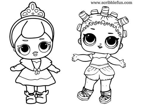 lol surprise dolls coloring pages lol dolls lol dolls