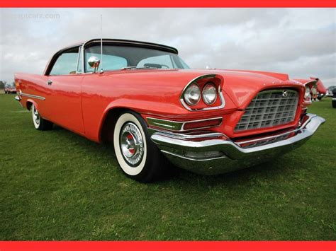 chrysler 300c 1957 chrysler 300c the beautiful brute notoriousluxury