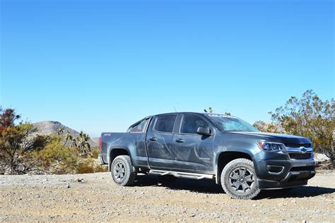 chevrolet colorado  gearon accessories photo
