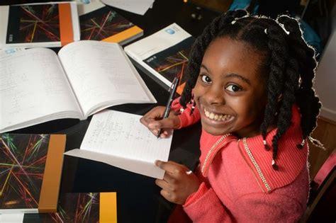 black child genius esther okade tops  college class