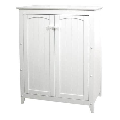 white 2 door storage cabinet catskill craftsmen 2 door wood storage cabinet in white