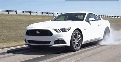 Mustang Ford Burnout Lock Smoking Muscle Line