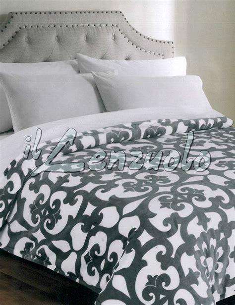 plaid coperta blanket  sherpa  ambrosiana cm