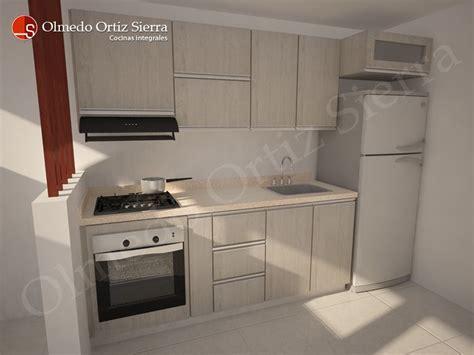 diseno de cocina pequena ideal  espacios reducidos