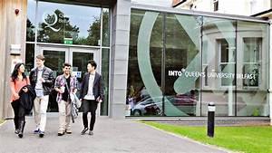 INTO University Partnerships - Queen's University Belfast