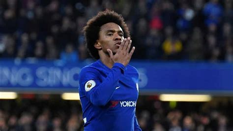 Willian helps Chelsea get back on track with win over ...