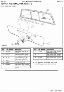 Power Sliding Rear Window Cable Snapped And Is Binding In Motor - Page 2