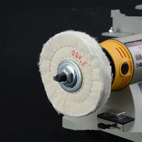 Polishing Wheel For Bench Grinder by 5pcs 3 Quot Polishing Wheel 3 50 White Abrasive Disc For Bench