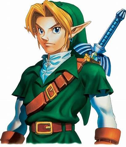 Link Zelda Transparent Oot Adult Ocarina Nct